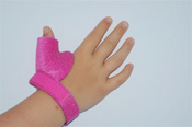McKie Splint Pediatric