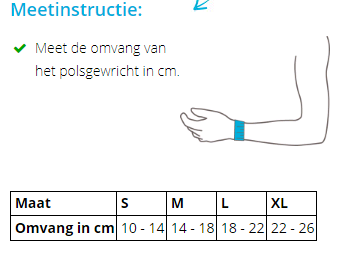 Medi - Wrist Support Polsbrace