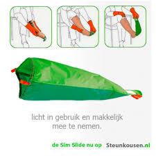 Arion - Aantrekhulp - Easy Slide Steunkous aantrekhulp (open teen) - Koopjeshoek