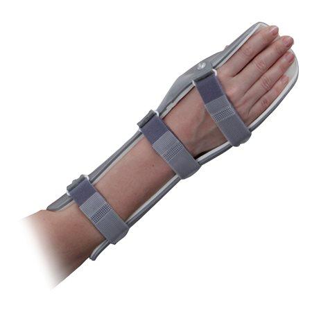 Basko - Passive halfcirculaire pols/handbrace (lang model)