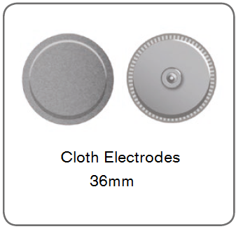 L300 Go Round Cloth Electrodes