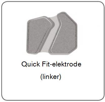 L300 Go QuickFit Electrodes